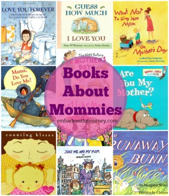 Picture Books About Moms