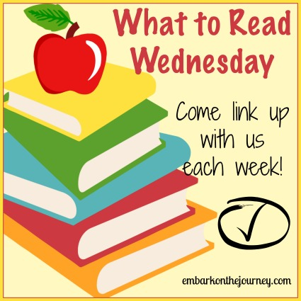 Come link-up with use every week at the What to Read Wednesday blog hop! | embarkonthejourney.com