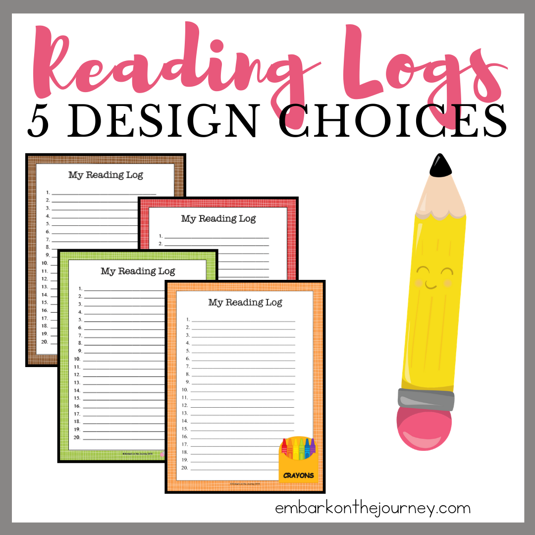 Free Printable Reading Logs