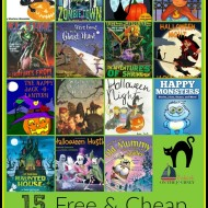 Weekend Kindle Book Round-Up for Kids #1