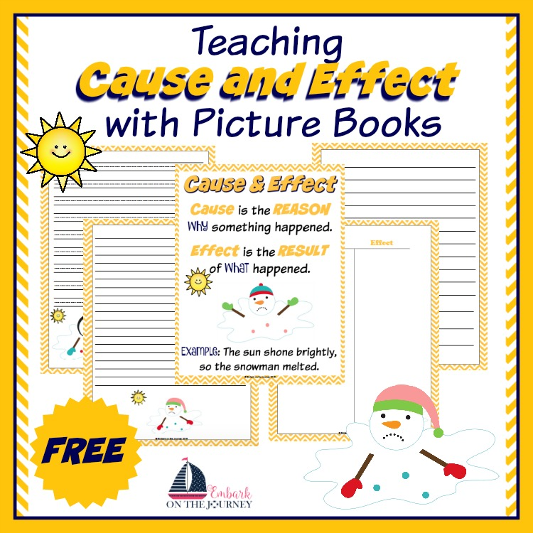 Printable Worksheets cause and effect worksheets for kindergarten : Delighted Free Printable Worksheets Teacher Cause And Effect ...