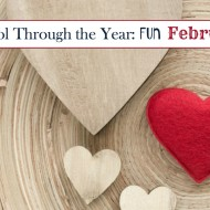 Homeschool Through the Year: February