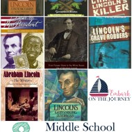 8 Abraham Lincoln Biographies for Middle Schoolers