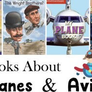 Kids Books About Airplanes and Aviation