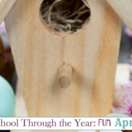 Homeschool Through the Year: April