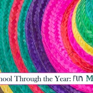Homeschool Through the Year: May