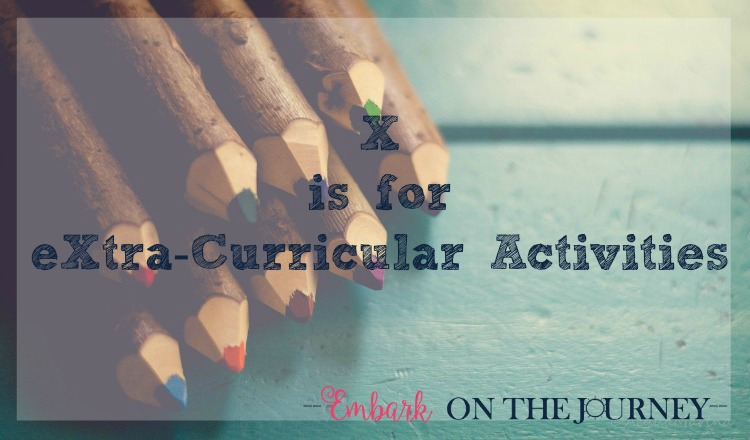 Extra-curricular activities are a great way to round out your child's educational experience. Come check out this list of ideas that your homeschool kids may enjoy!   embarkonthejourney.com