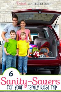 If you're planning a road trip this summer, you have to check out these sanity-saving tips. Whether you're traveling two hours or twelve, these tips will help you get from point A to point B without pulling your hair out! They'll help you make some memories as you travel, as well.   embarkonthejourney.com