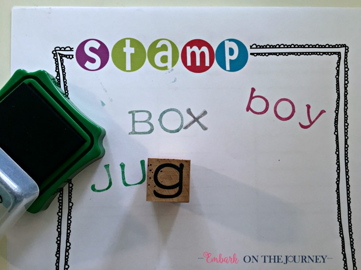No matter what spelling program we use, I always try to find ways to make spelling more fun. Each of these activities can be done while learning new words or reviewing words your student is having trouble with. | embarkonthejourney.com