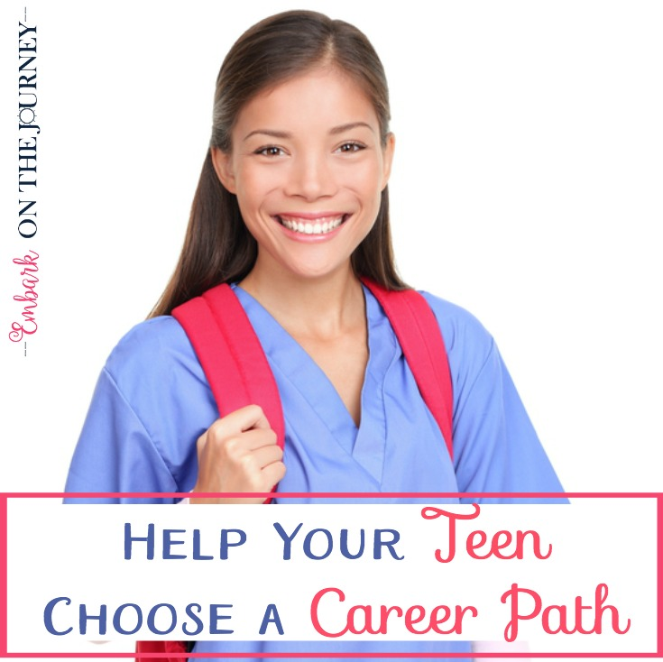 How to Help Your Teen Choose a Career Path
