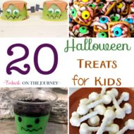 20 Spooktacular Halloween Treats for the Kids