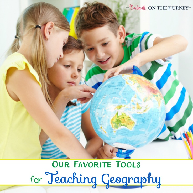 Our Favorite Tools for Teaching Geography