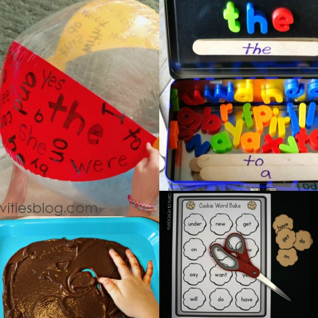 19 Sight Words Activities for Beginning Readers