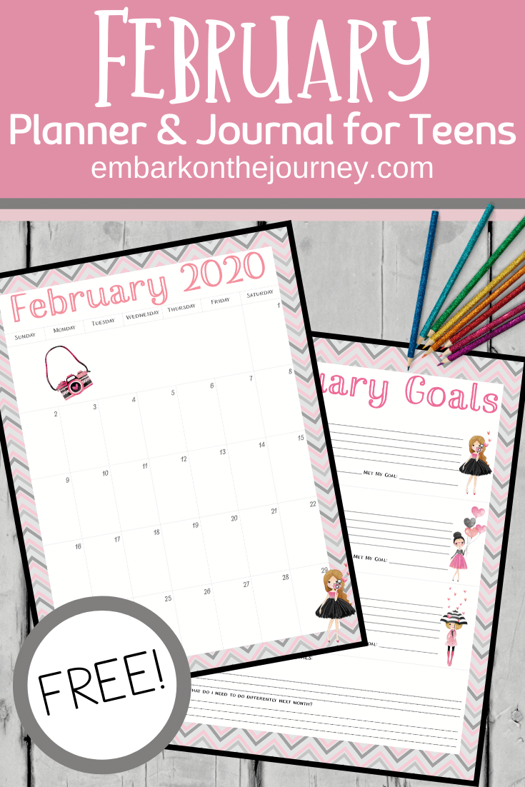 The additional journaling pages give teens a place to record their thoughts and dreams. Each page contains a different journaling prompt. At the end of the year, teens will enjoy looking back at a year's worth of memories, goals, and accomplishments!