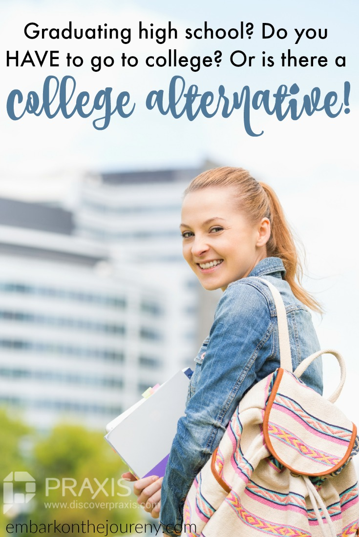 Discover a college alternative for people 18 - 26 who aren't ready for college or don't intend to attend. | @homeschljourney