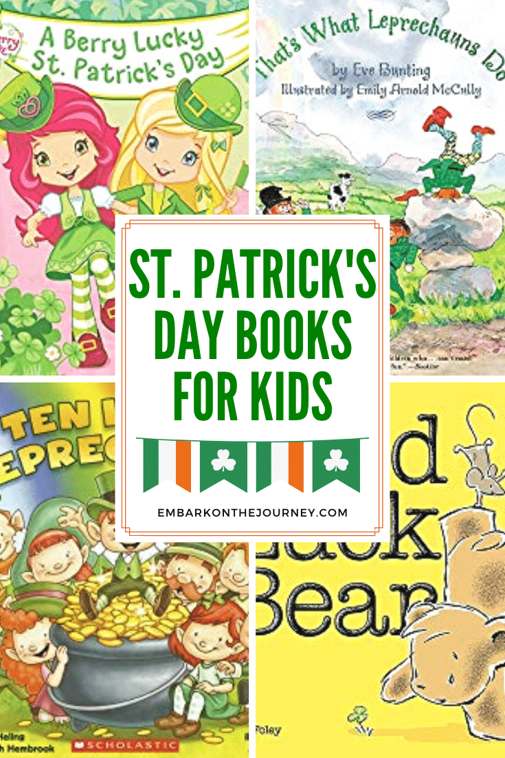 This March, fill your book basket with a few good St Patricks Day picture books for kids of all ages! Find a few good fiction and nonfiction books to read.