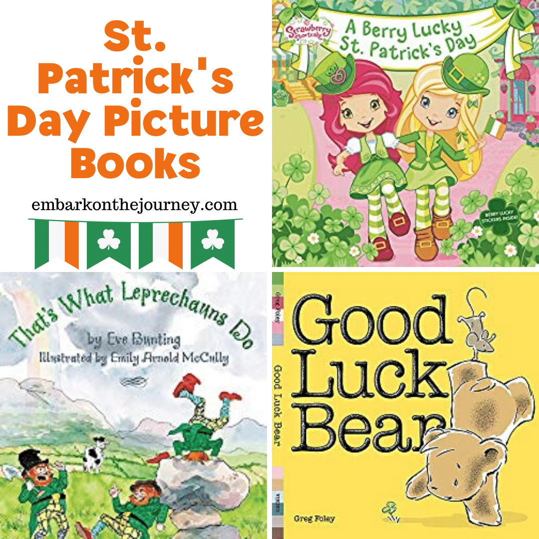 St. Patricks Day Picture Books