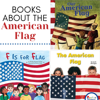 Children's Books About the American Flag