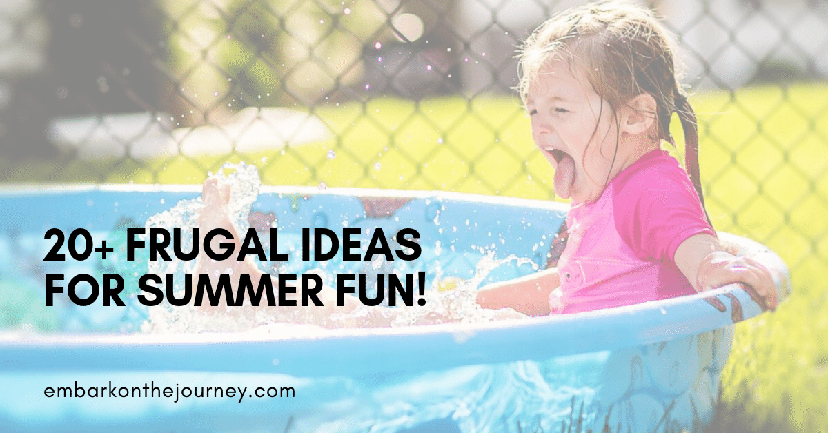 You can beat the summer blahs with a fun activity schedule which contains over 30 summer fun activities for kids of all ages!