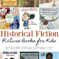 20 Historical Fiction Picture Books for Elementary Readers