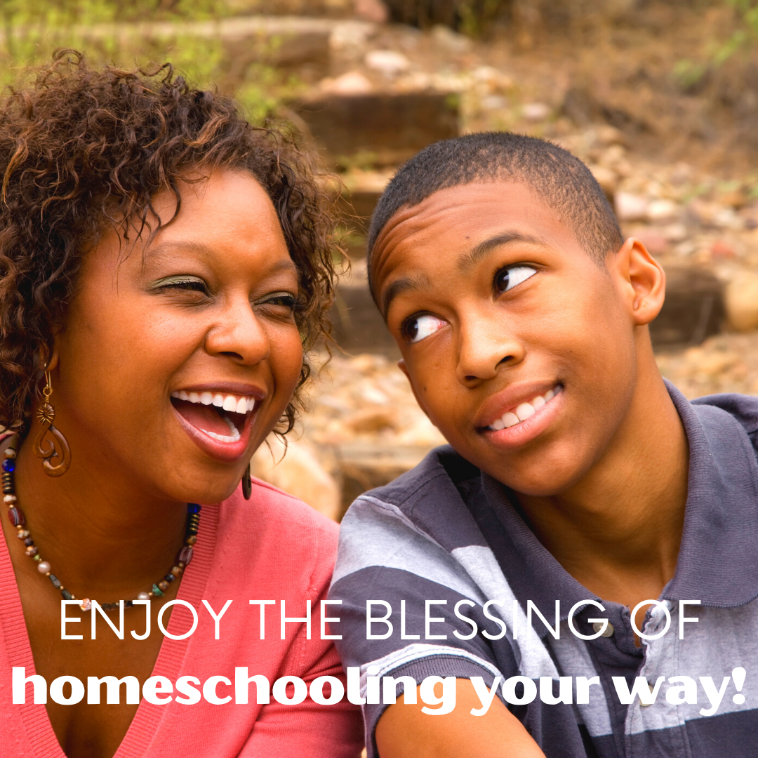 Do you homeschool or school-at-home? What's the best method? Find what works best for you, and embrace it. Enjoy homeschooling your way!
