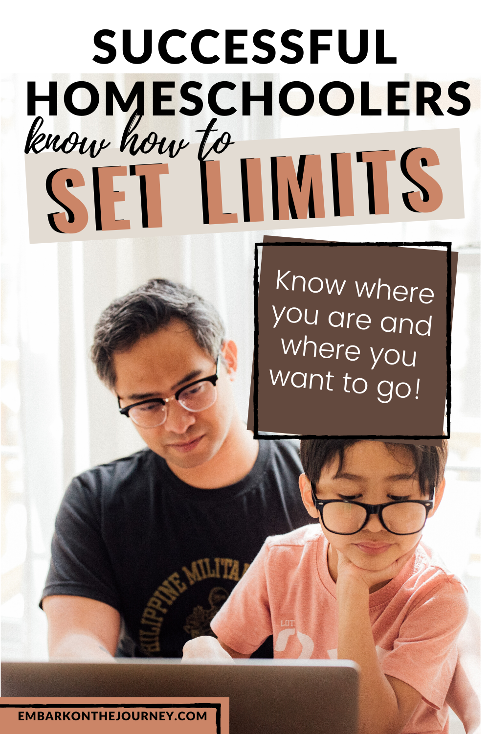 No two homeschools look alike. Everyone's needs are different, and when a homeschool mom knows her limits, she can set herself up for a successful year!