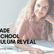 8th Grade Homeschool Curriculum Reveal
