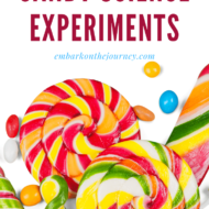 It's time for science class, and you're looking for something different to engage your learners! Try one or more of these candy science projects!