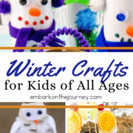Cool Winter Crafts for Kids