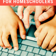 11 of the best homeschool websites that offer free curriculum or supplements! We've tested each of them through the years.