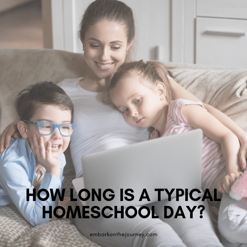 How Long Is a Typical Homeschool Day?