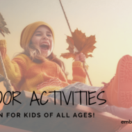 Outdoor Autumn Activities for Kids