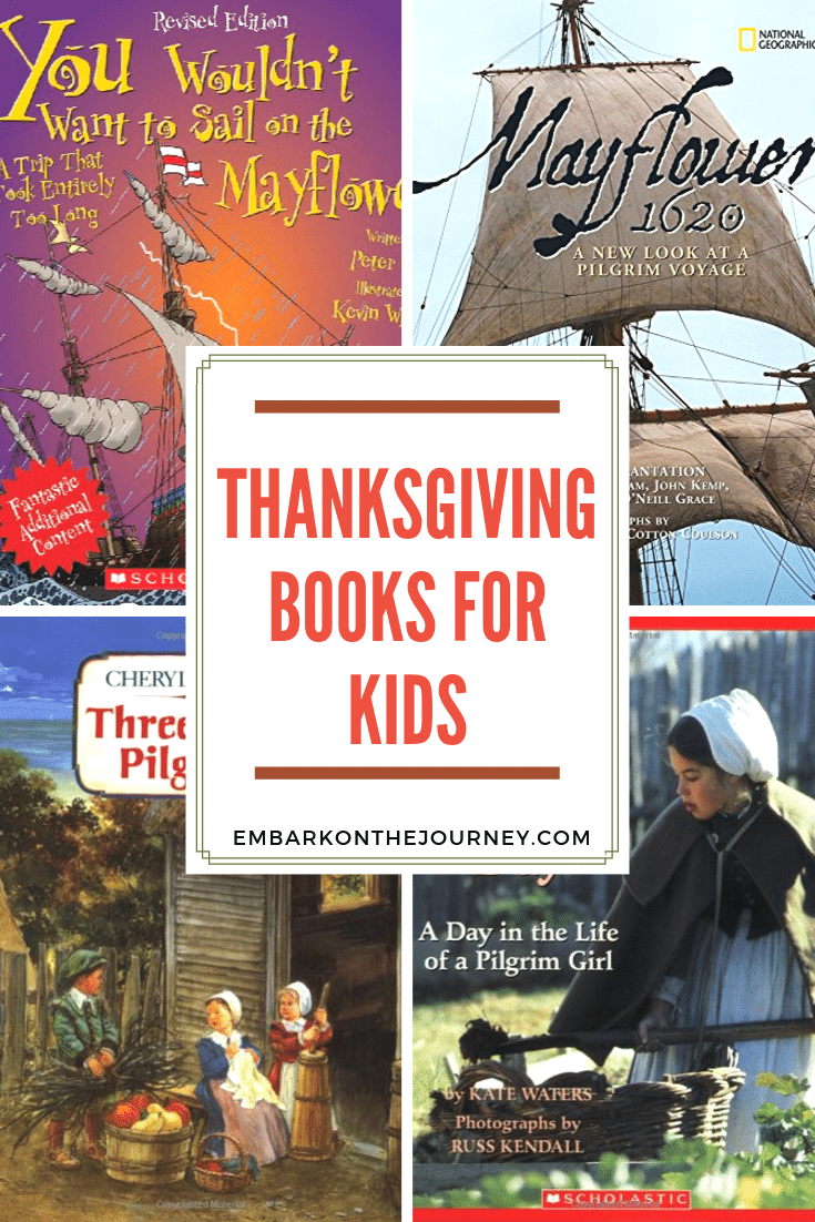 I can't believe it's almost time to dig out our Thanksgiving books for kids! This list is full of both fiction and nonfiction storybooks for kids.