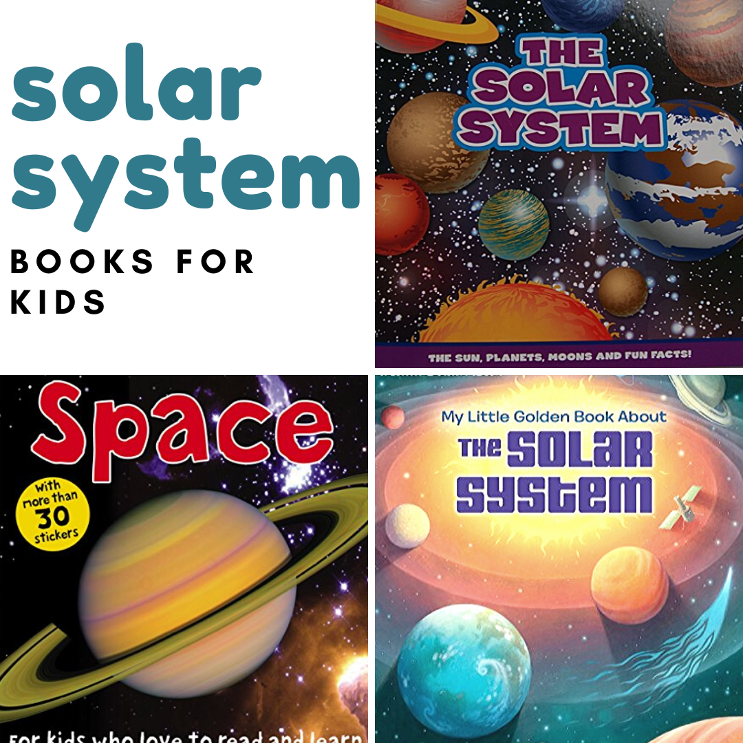 Solar System Books for Kids