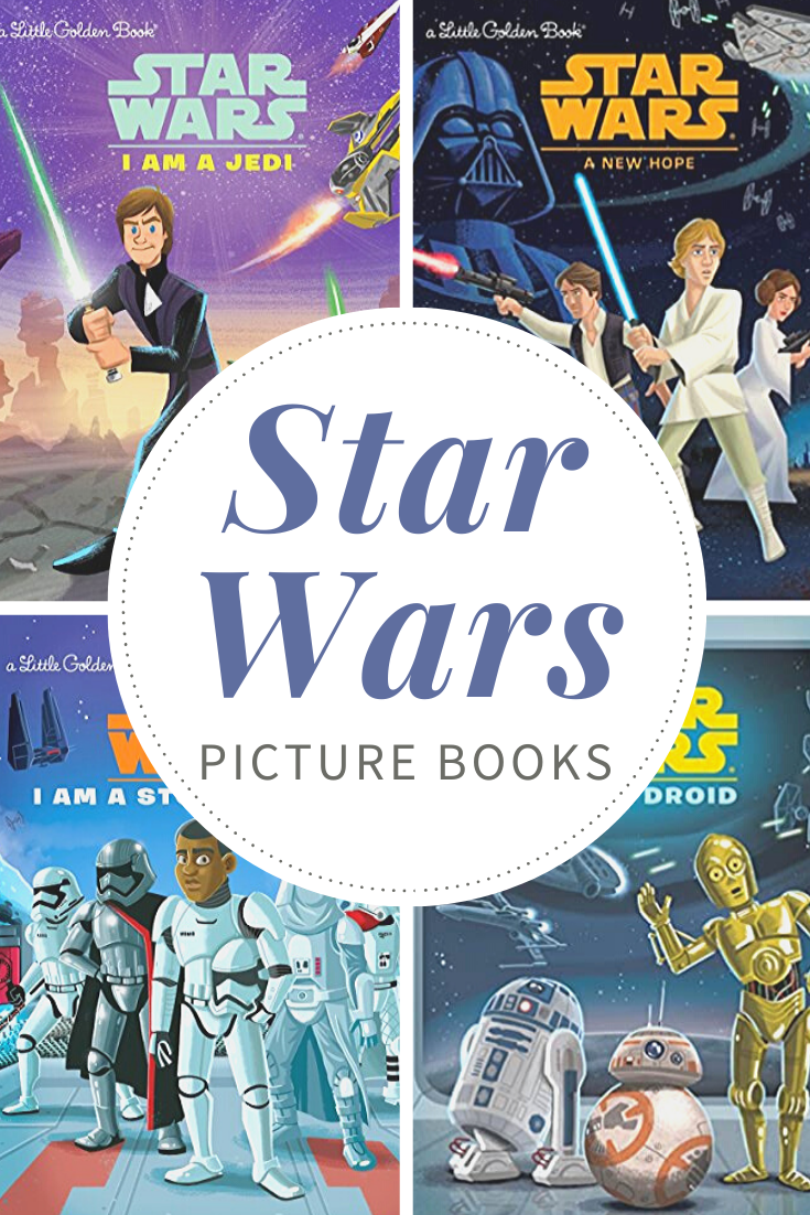 Star Wars Picture Books