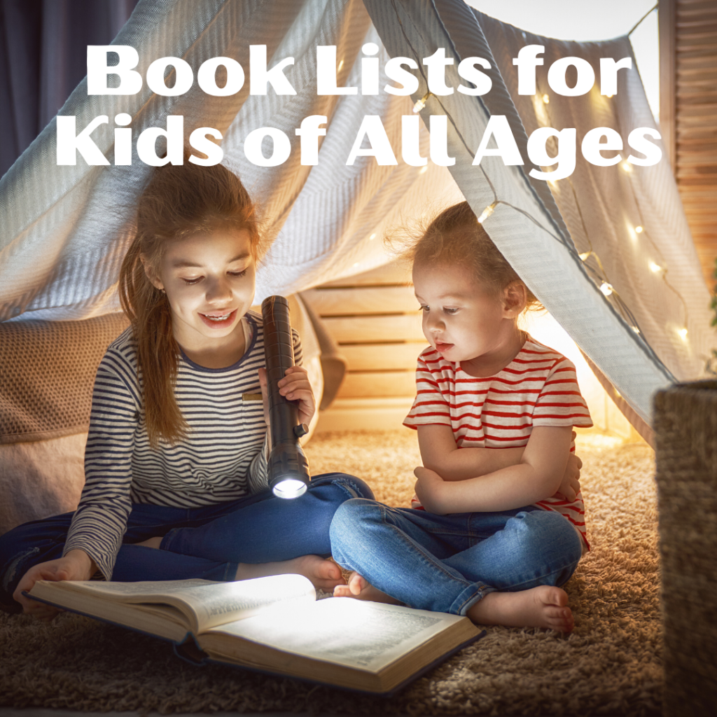 As you plan your unit studies throughout the year, these lists will help you discover both new and classic kids favorite books on a variety of topics.