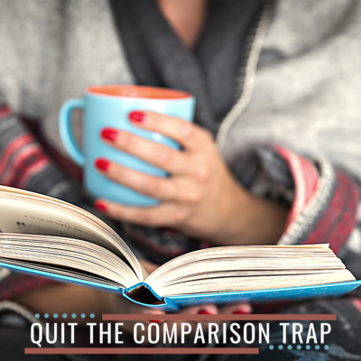 How to Quit the Homeschool Comparison Trap