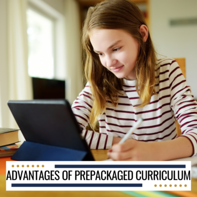 Prepackaged Homeschool Curriculum Kits