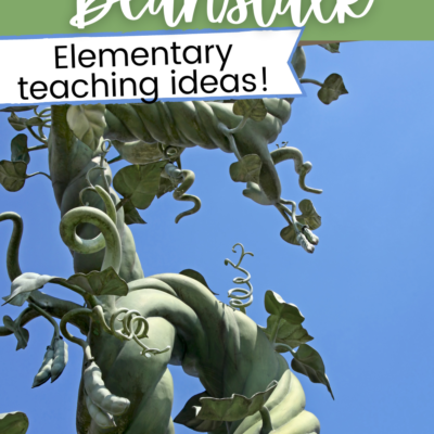 Jack and the Beanstalk Teaching Ideas
