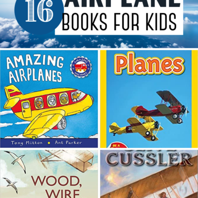 Children's Books About Airplanes