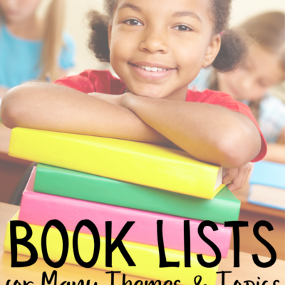Book Lists and Resources for Kids