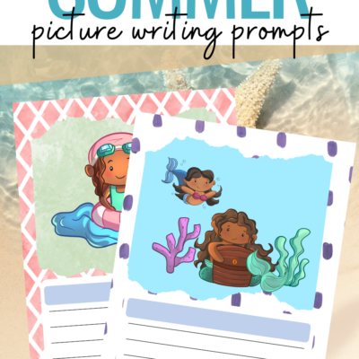Summer Elementary Picture Prompts